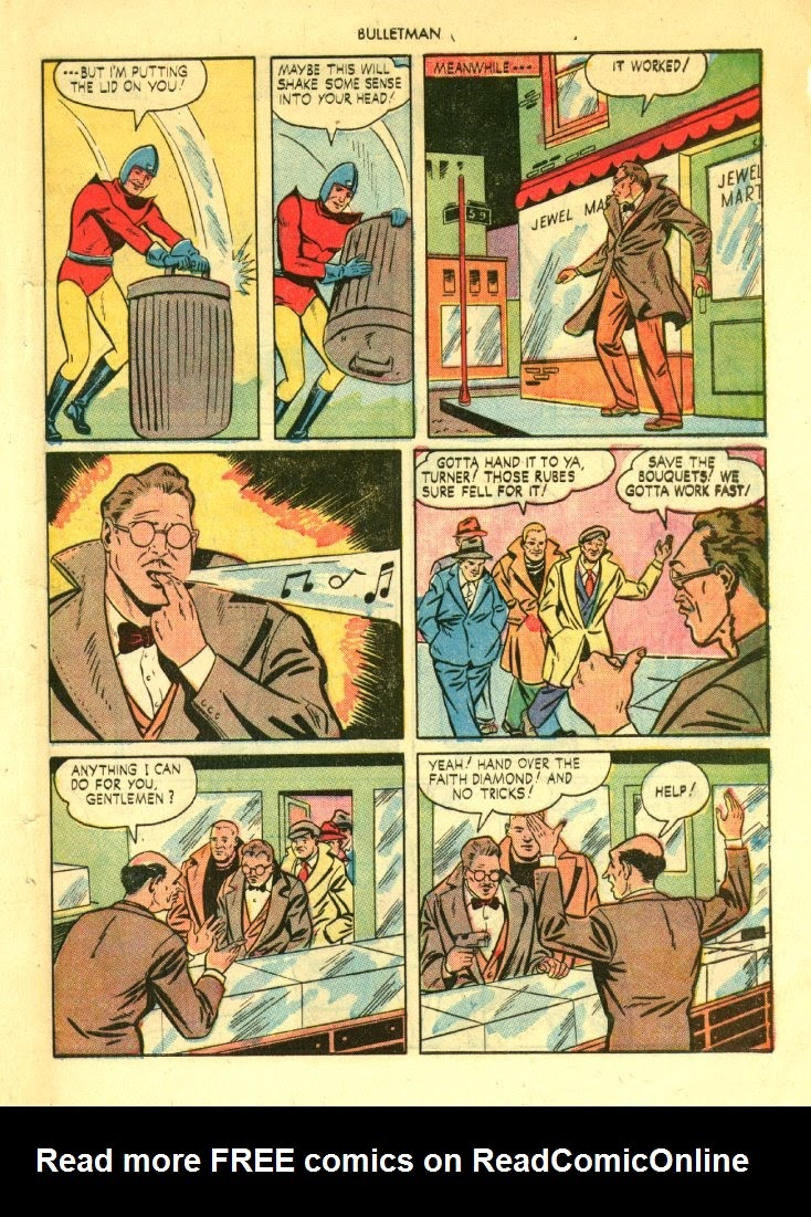 Bulletman issue 16 - Page 44