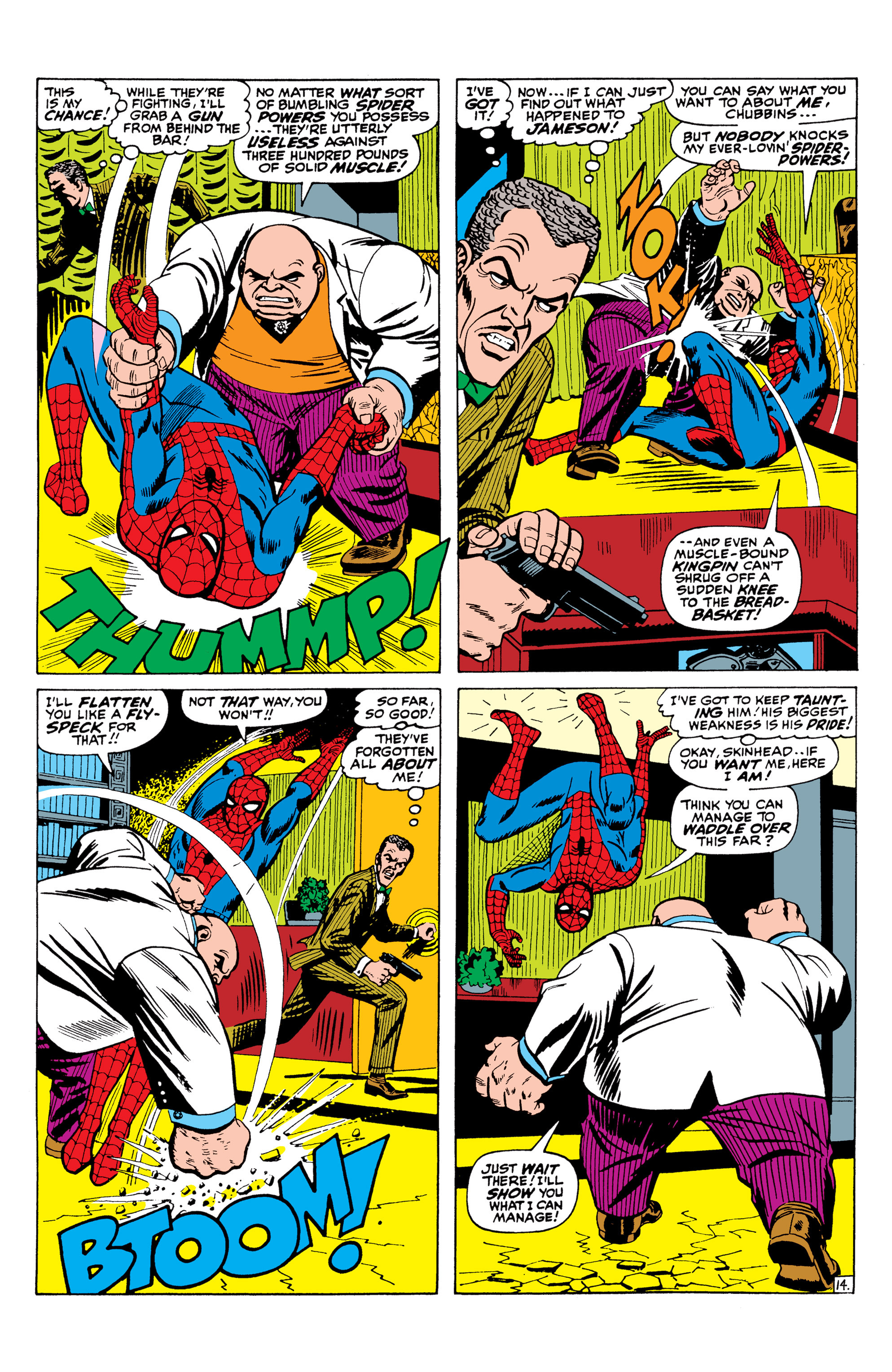 The Amazing Spider-Man (1963) 52 Page 14