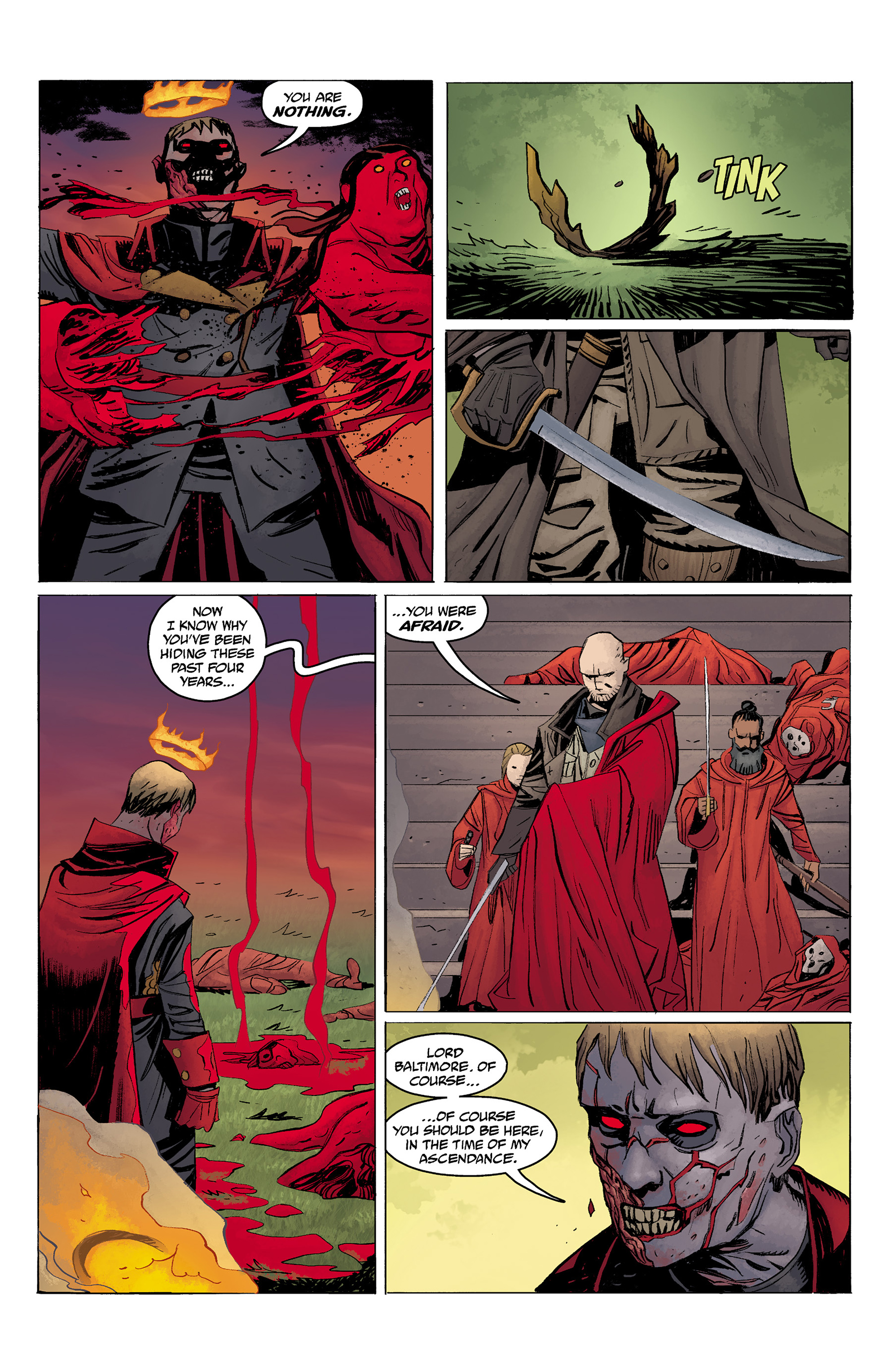 Read online Baltimore: The Red Kingdom comic -  Issue #5 - 14