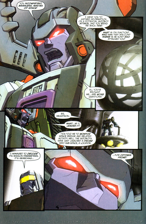 Read online Transformers Armada comic -  Issue #15 - 7