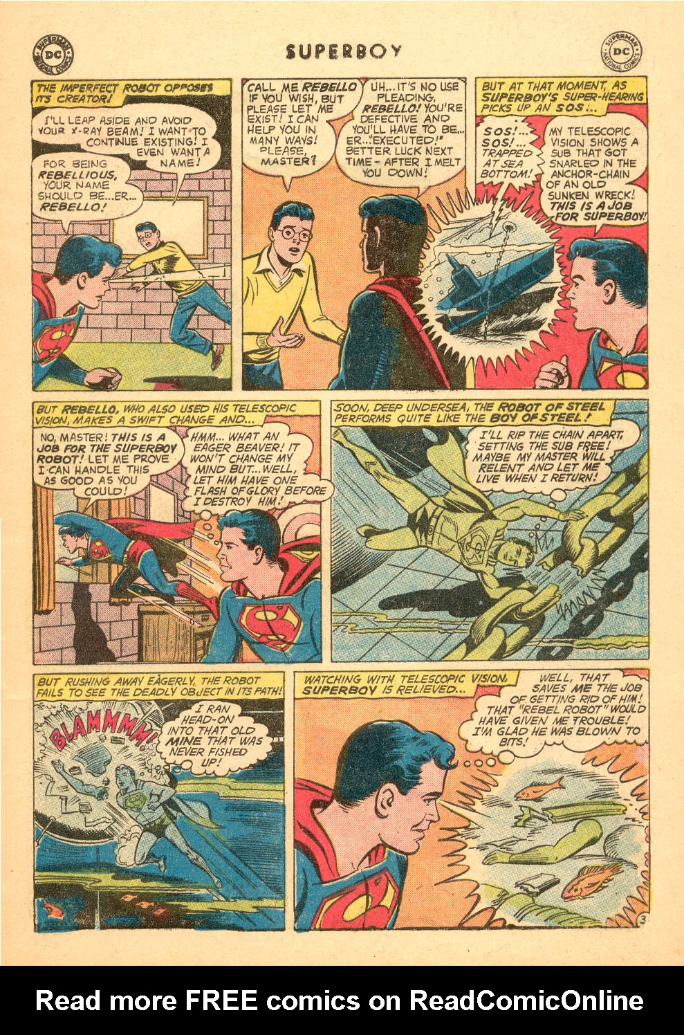 Superboy (1949) issue 72 - Page 4
