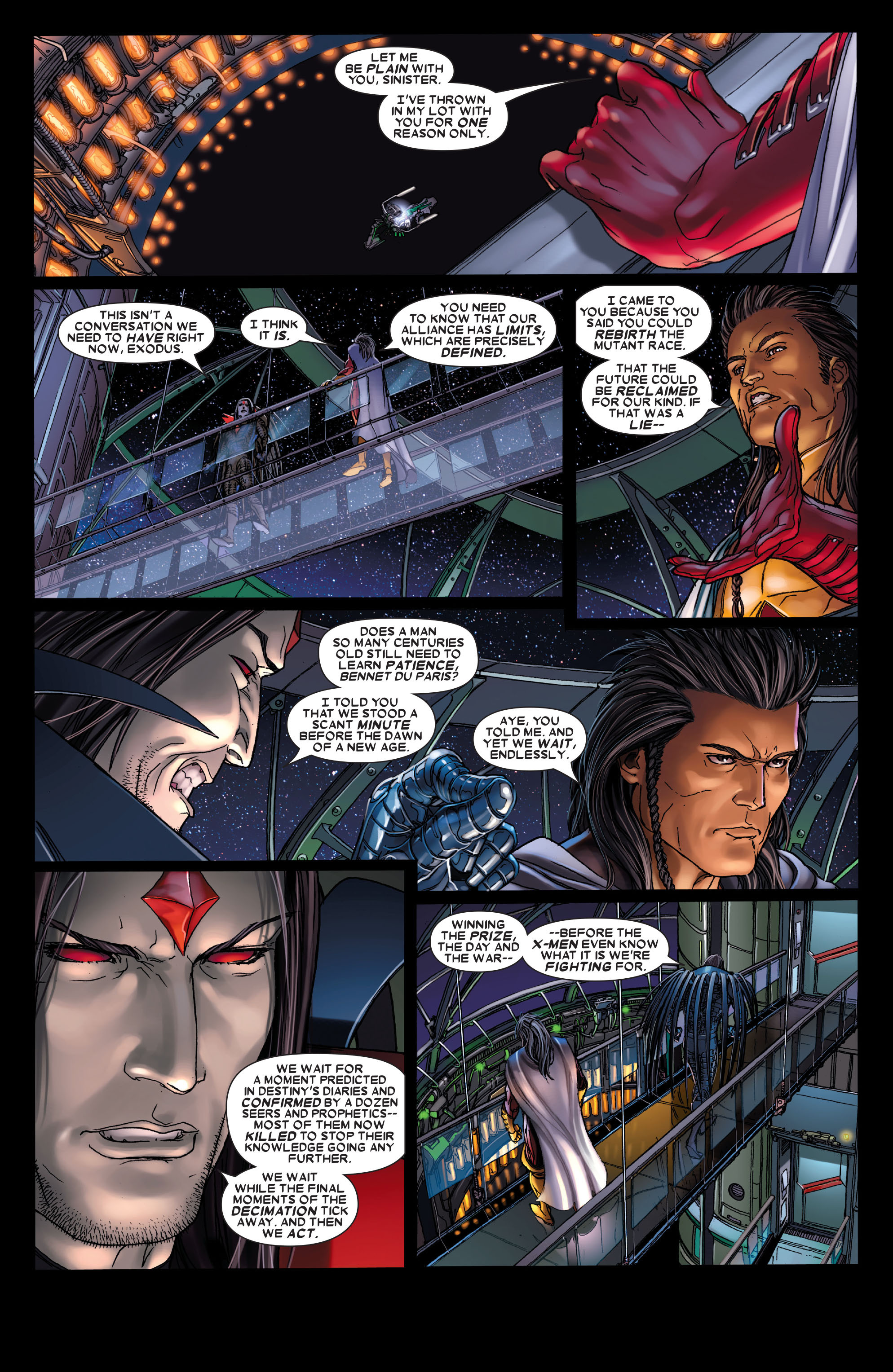 X-Men (1991) 204 Page 17