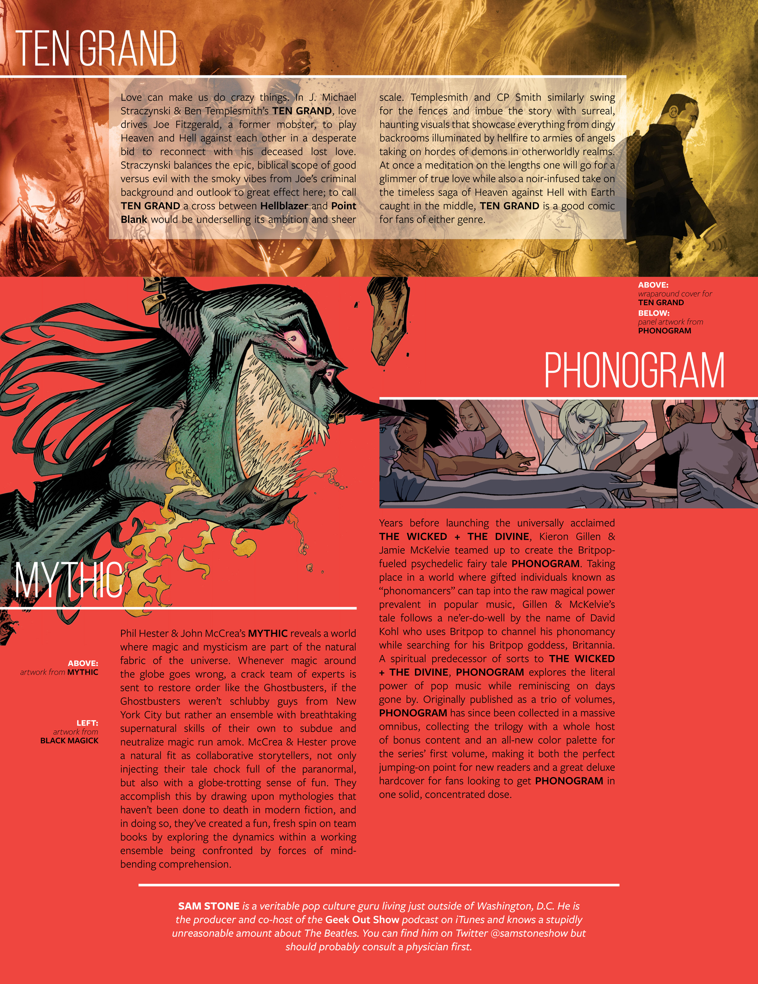 Read online Image comic -  Issue #14 - 36
