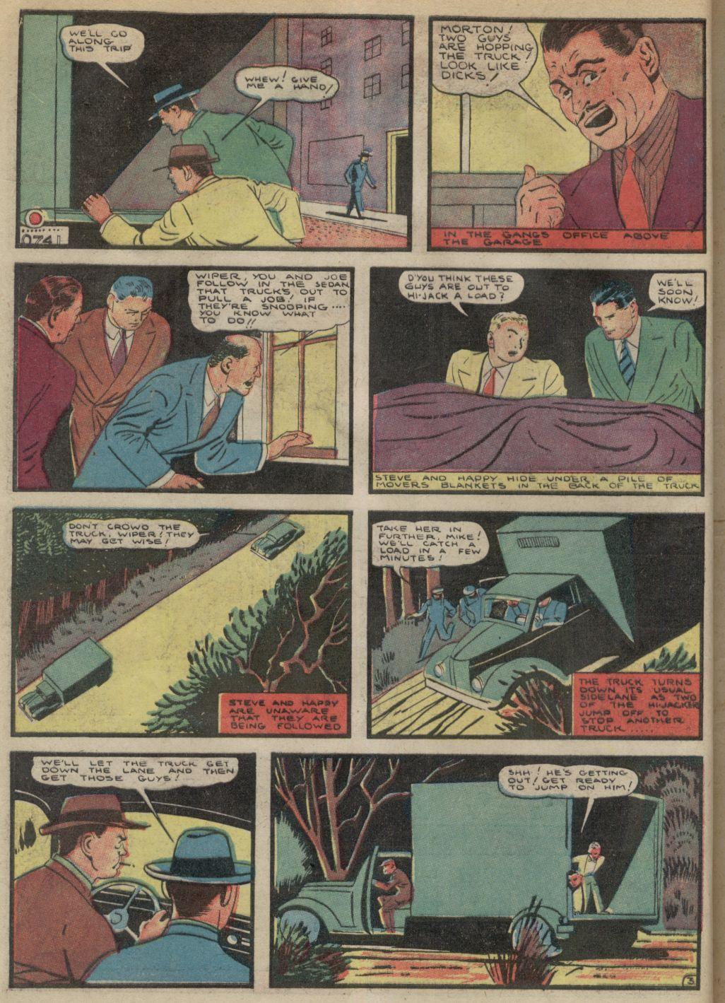 Read online Detective Comics (1937) comic -  Issue #39 - 45