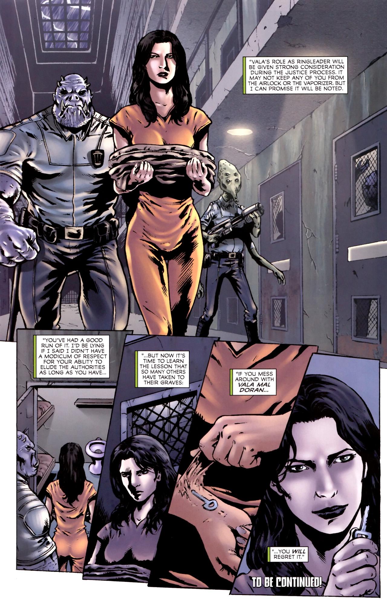Read online Stargate Vala Mal Doran comic -  Issue #2 - 24