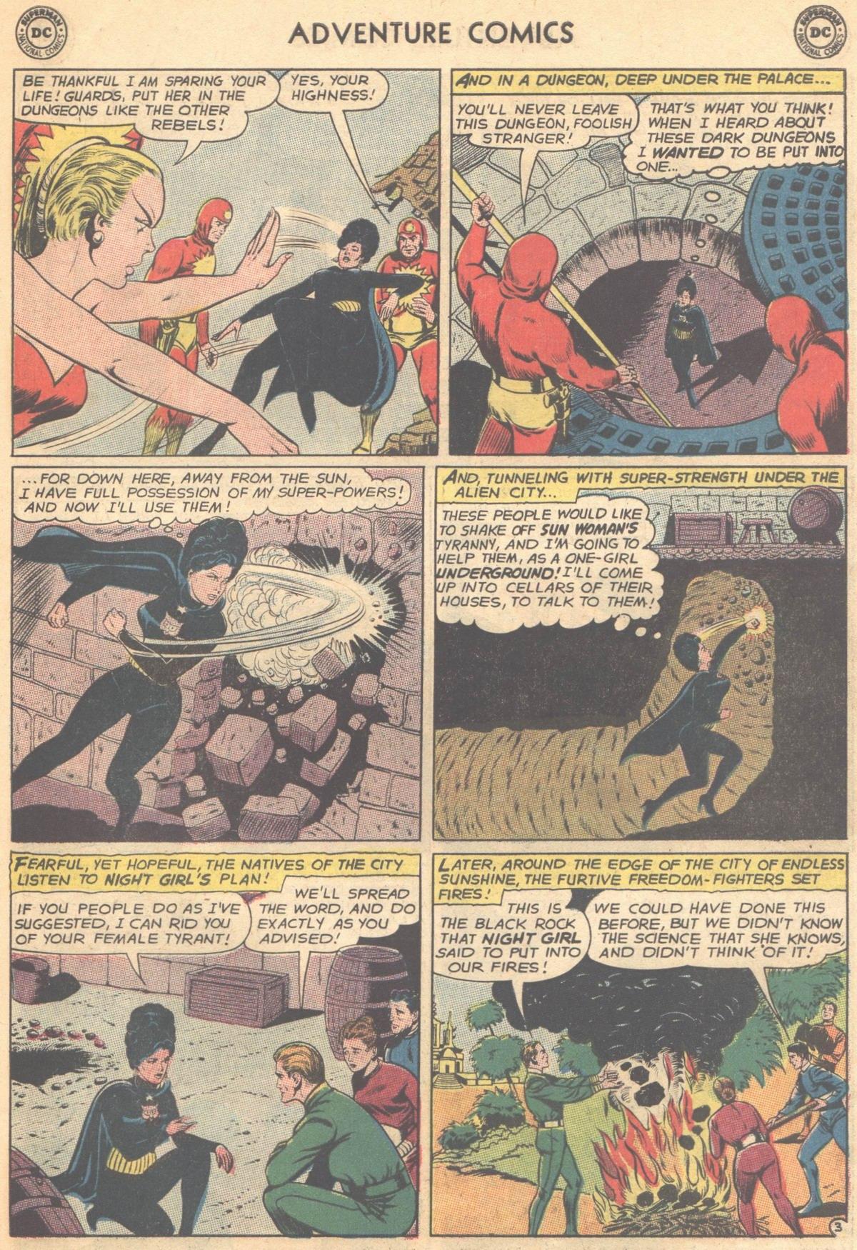 Read online Adventure Comics (1938) comic -  Issue #501 - 92