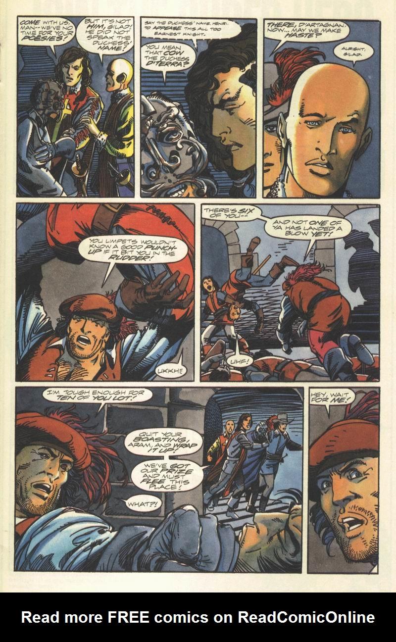 Read online Eternal Warrior (1992) comic -  Issue #8 - 11
