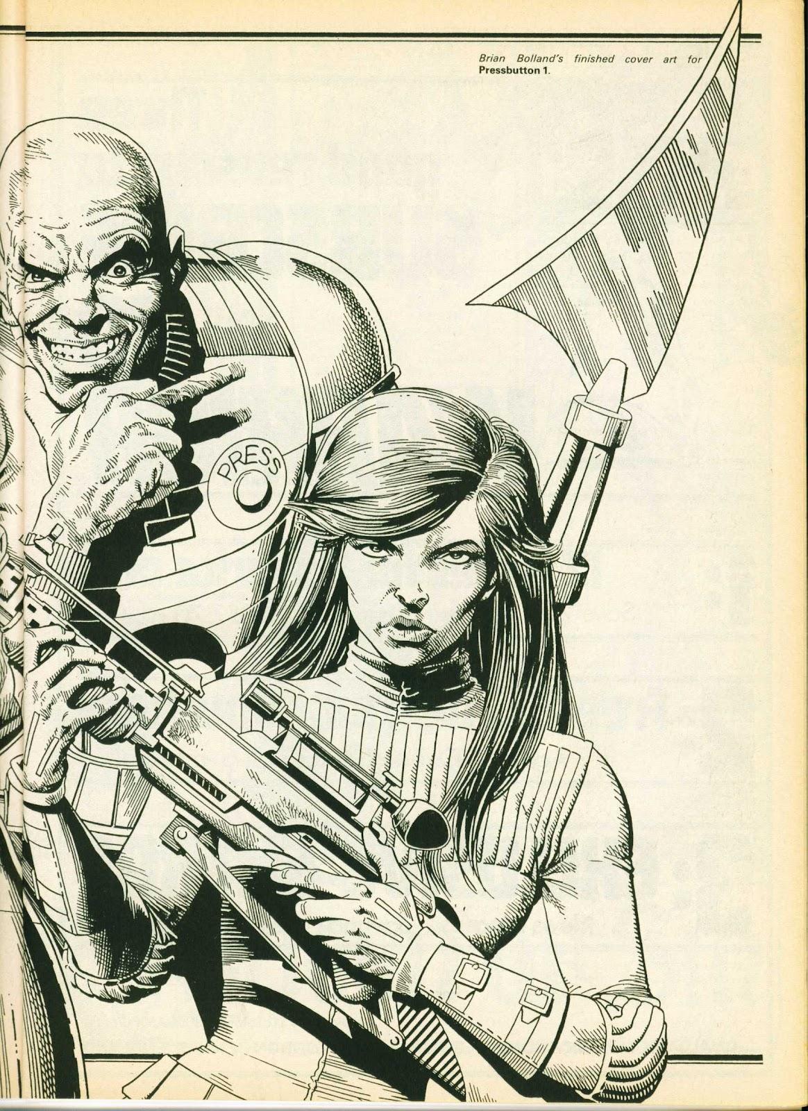 Warrior Issue #24 #25 - English 13