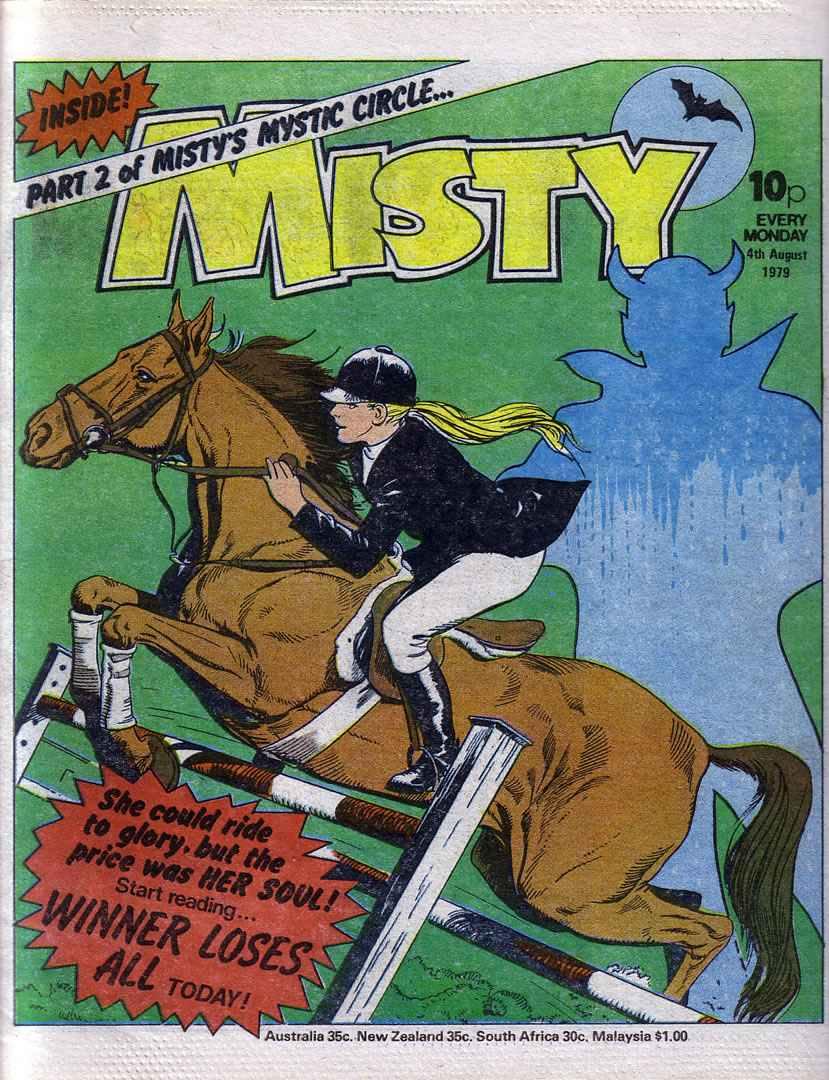 Misty (1978) 78 Page 1