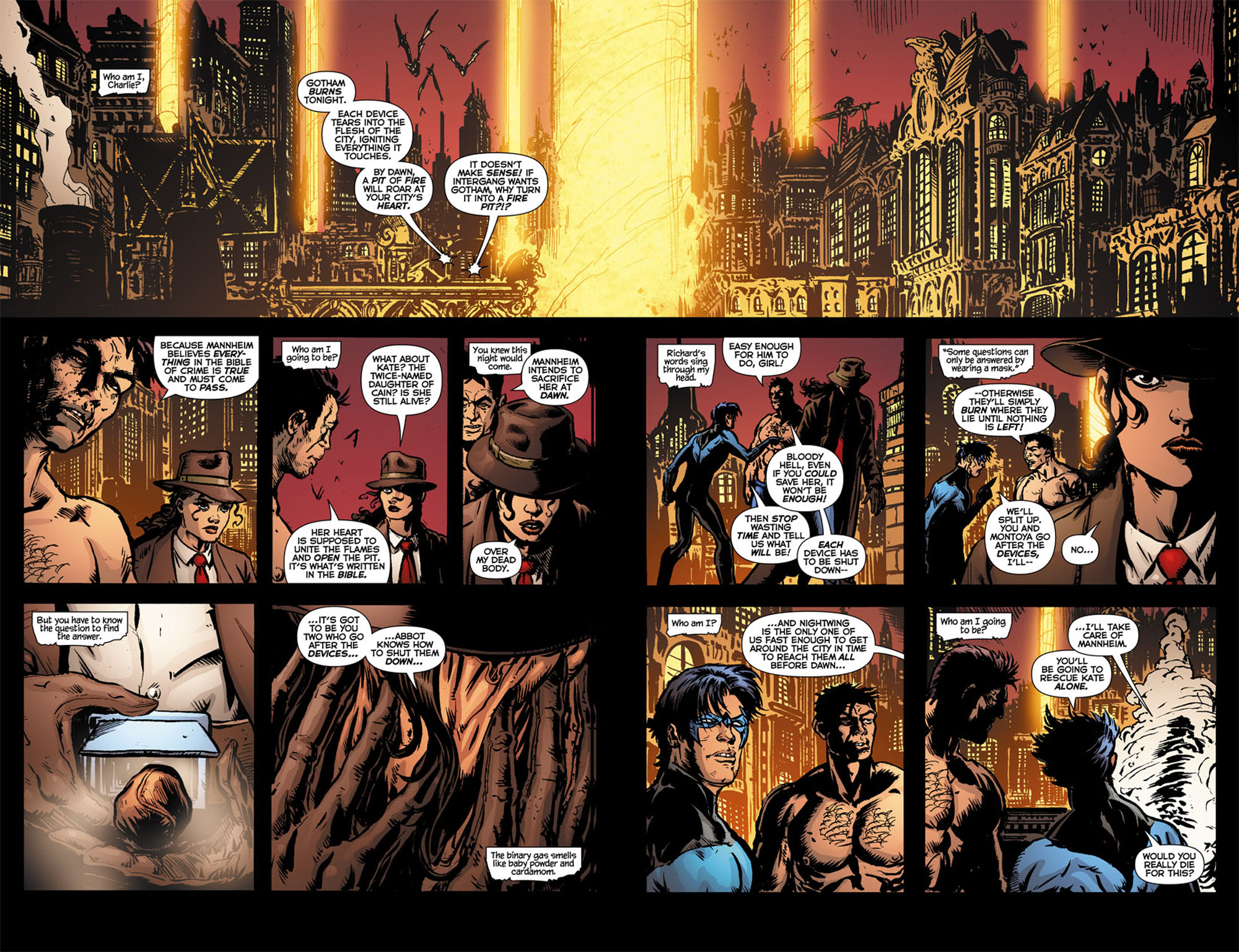 Read online 52 comic -  Issue #48 - 12