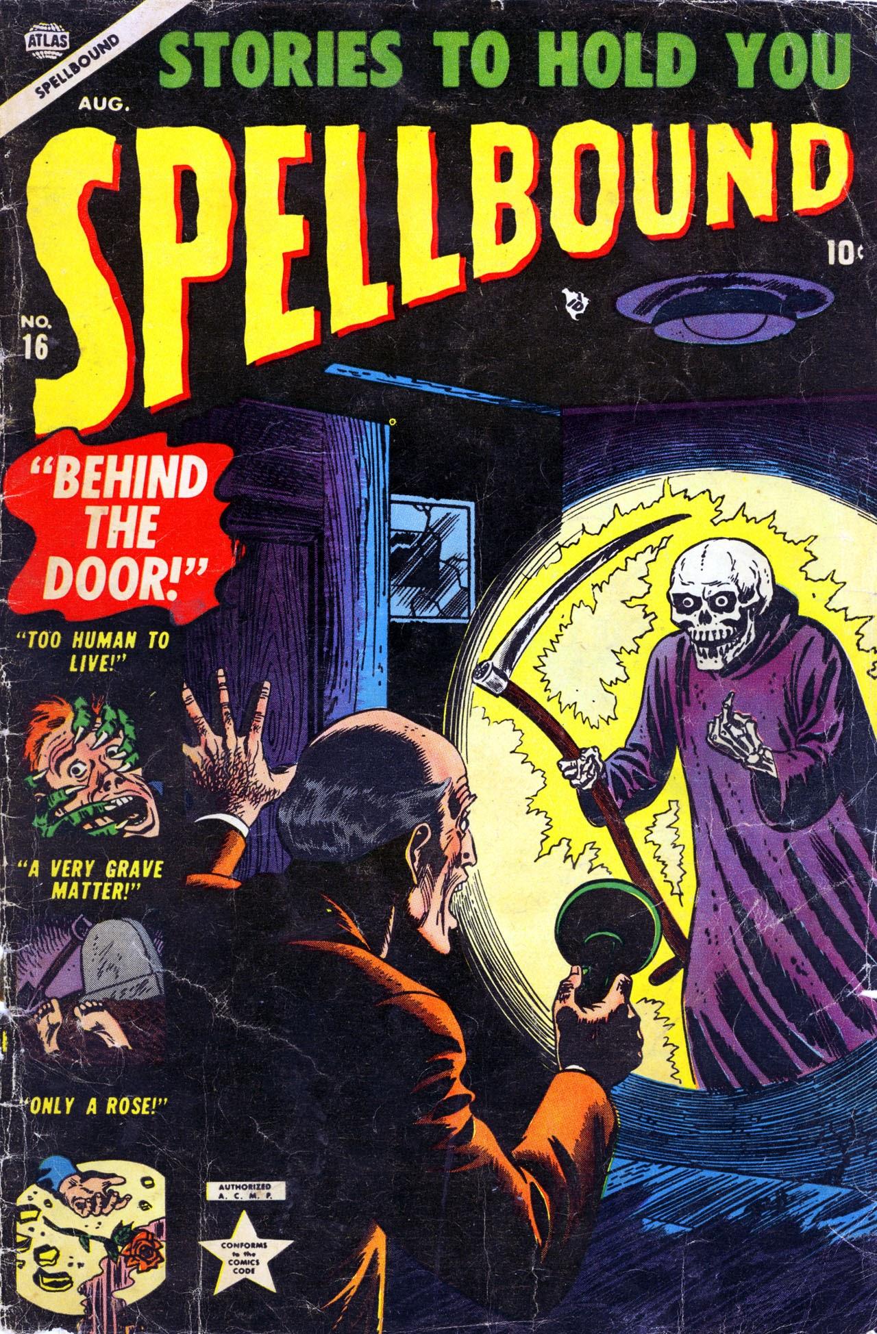 Spellbound (1952) 16 Page 1