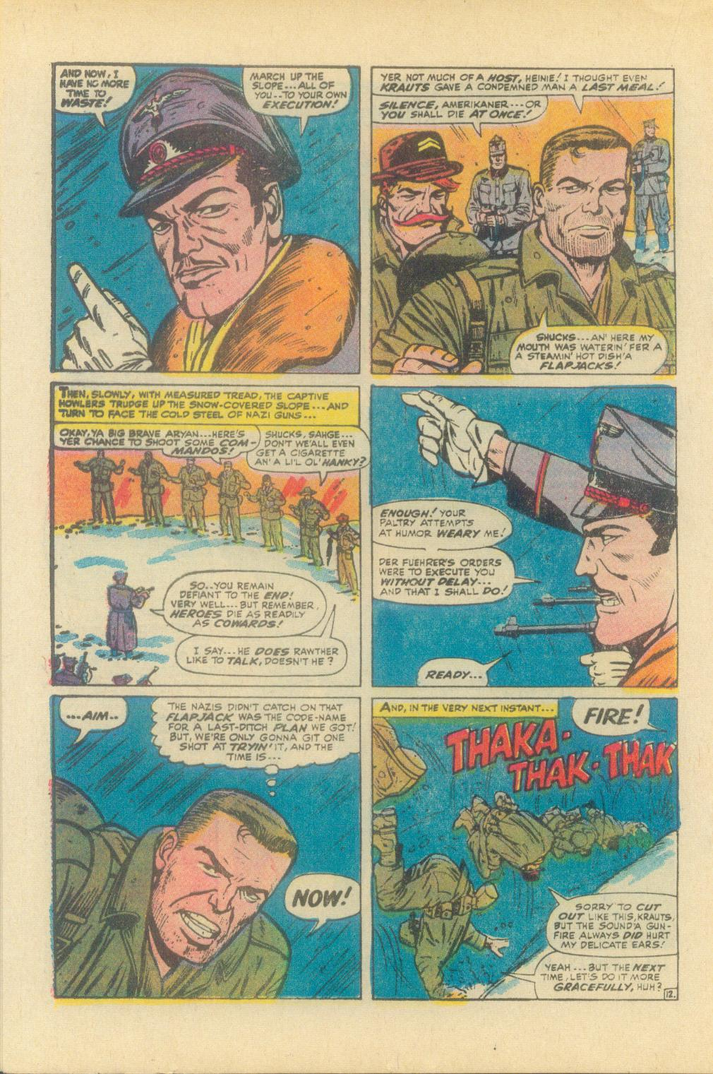 Read online Sgt. Fury comic -  Issue #93 - 20