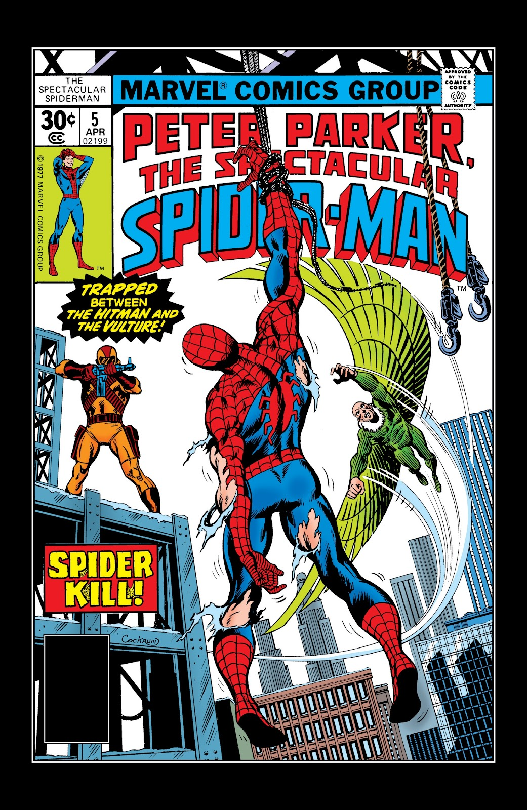Read online Marvel Masterworks: The Spectacular Spider-Man comic -  Issue # TPB (Part 1) - 80