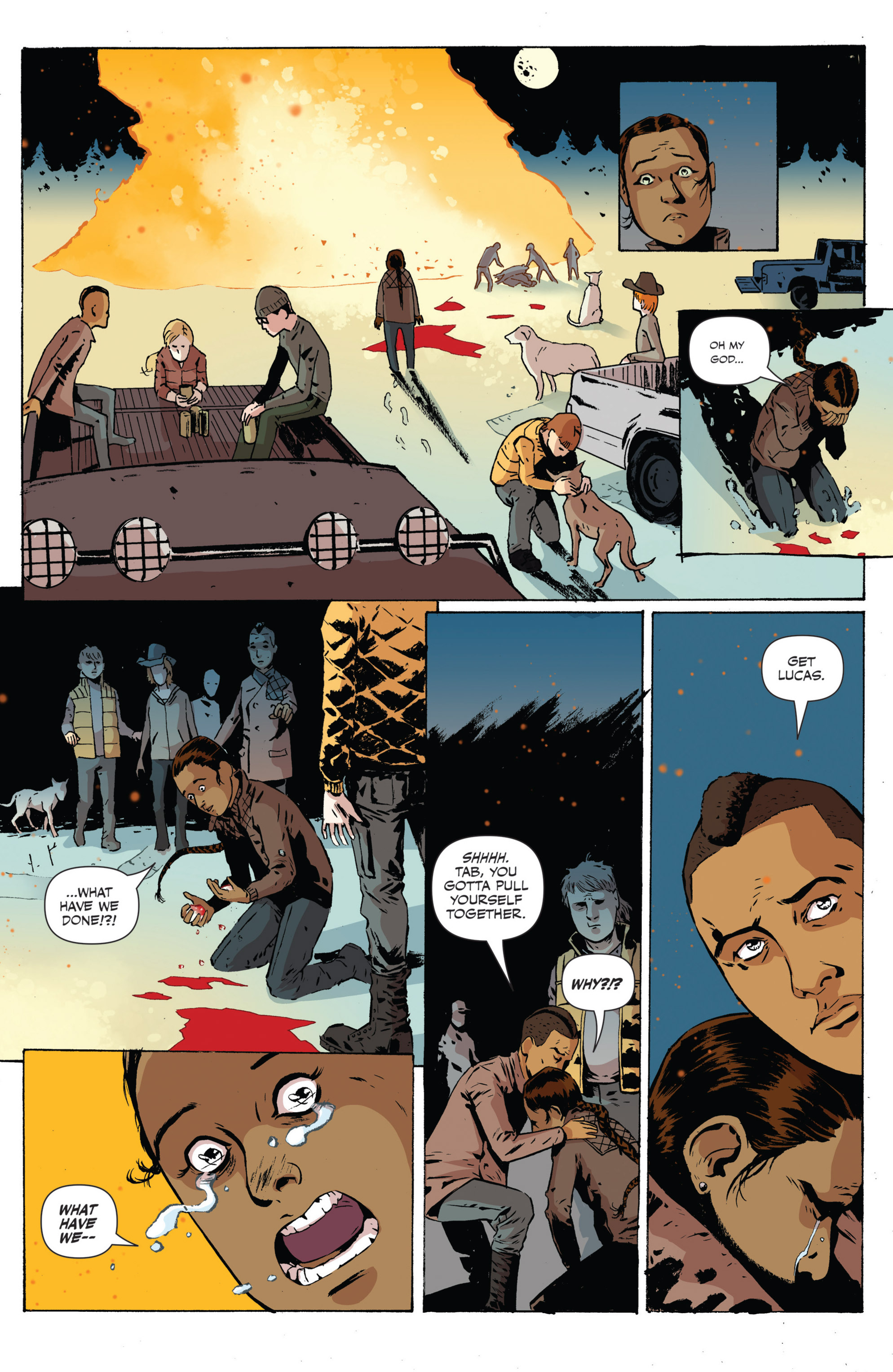 Read online Sheltered comic -  Issue #2 - 18