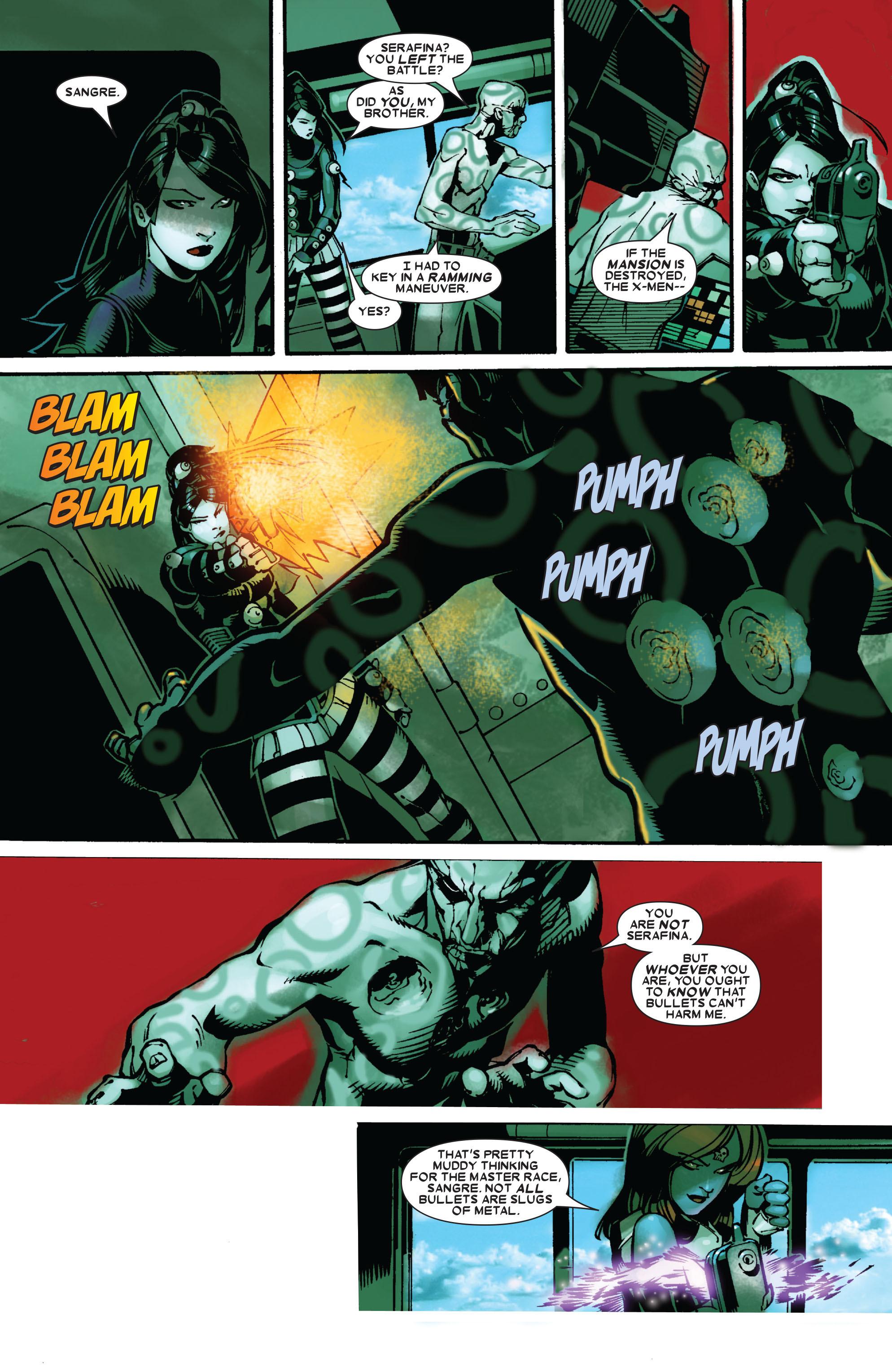 X-Men (1991) 193 Page 17
