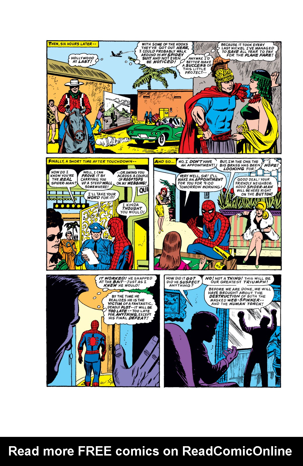 The Amazing Spider-Man (1963) _Annual_4 Page 9