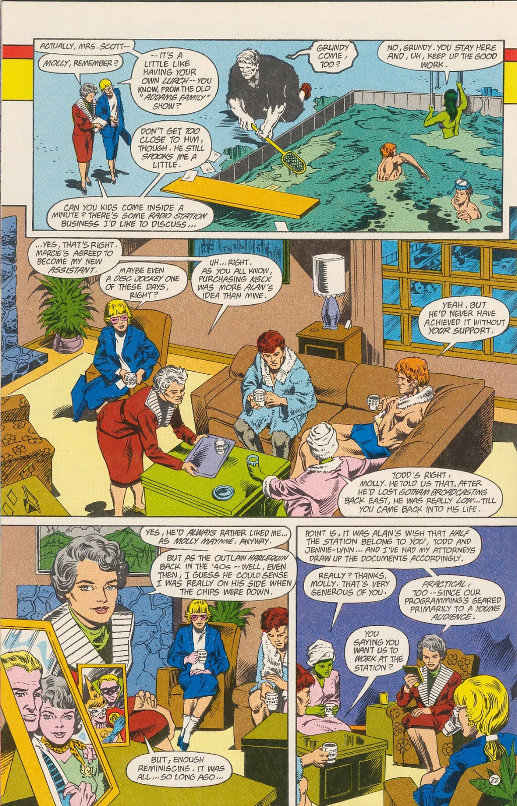 Infinity Inc. (1984) issue 40 - Page 24