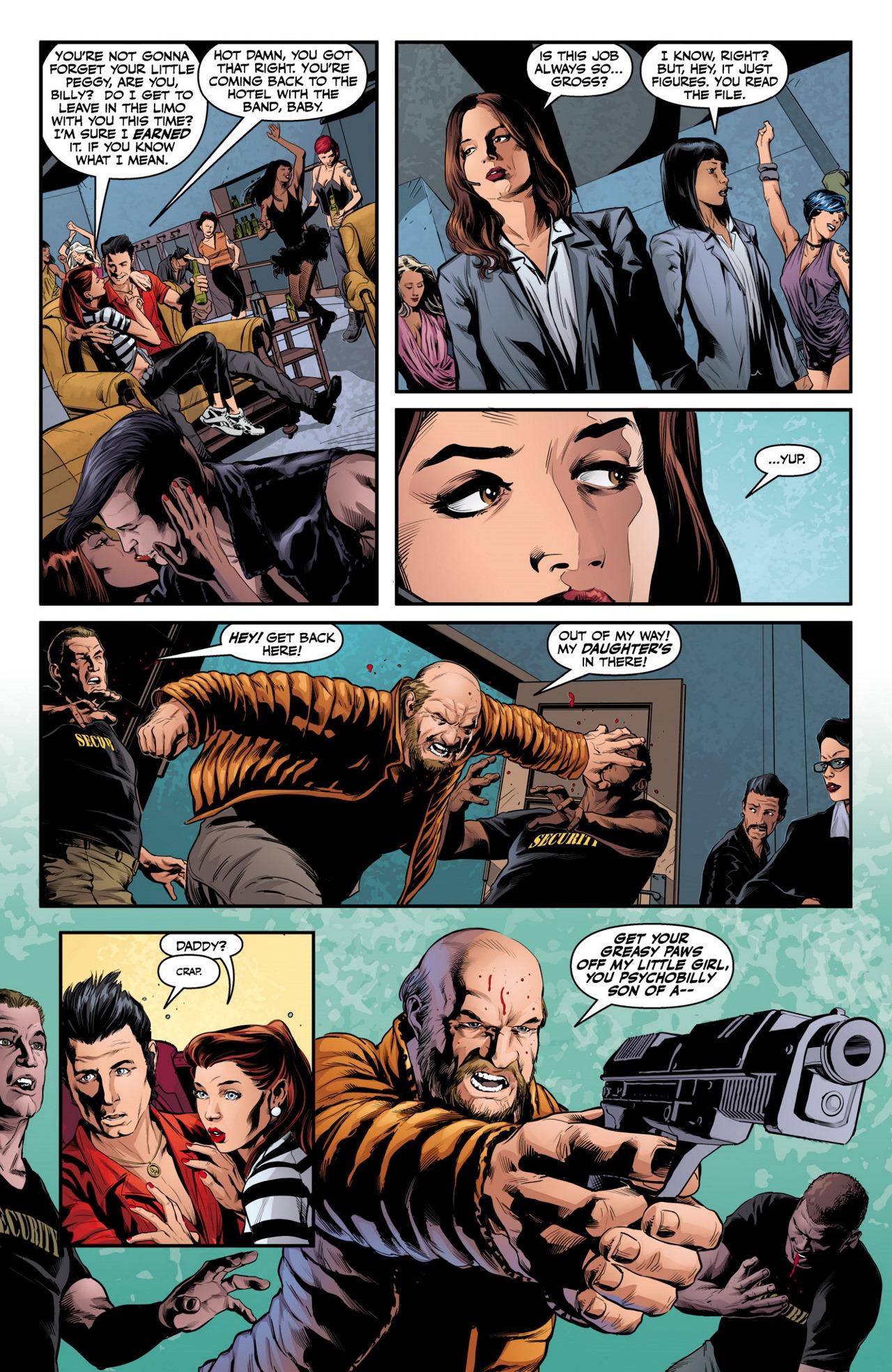 Read online Angel & Faith Season 10 comic -  Issue #2 - 20