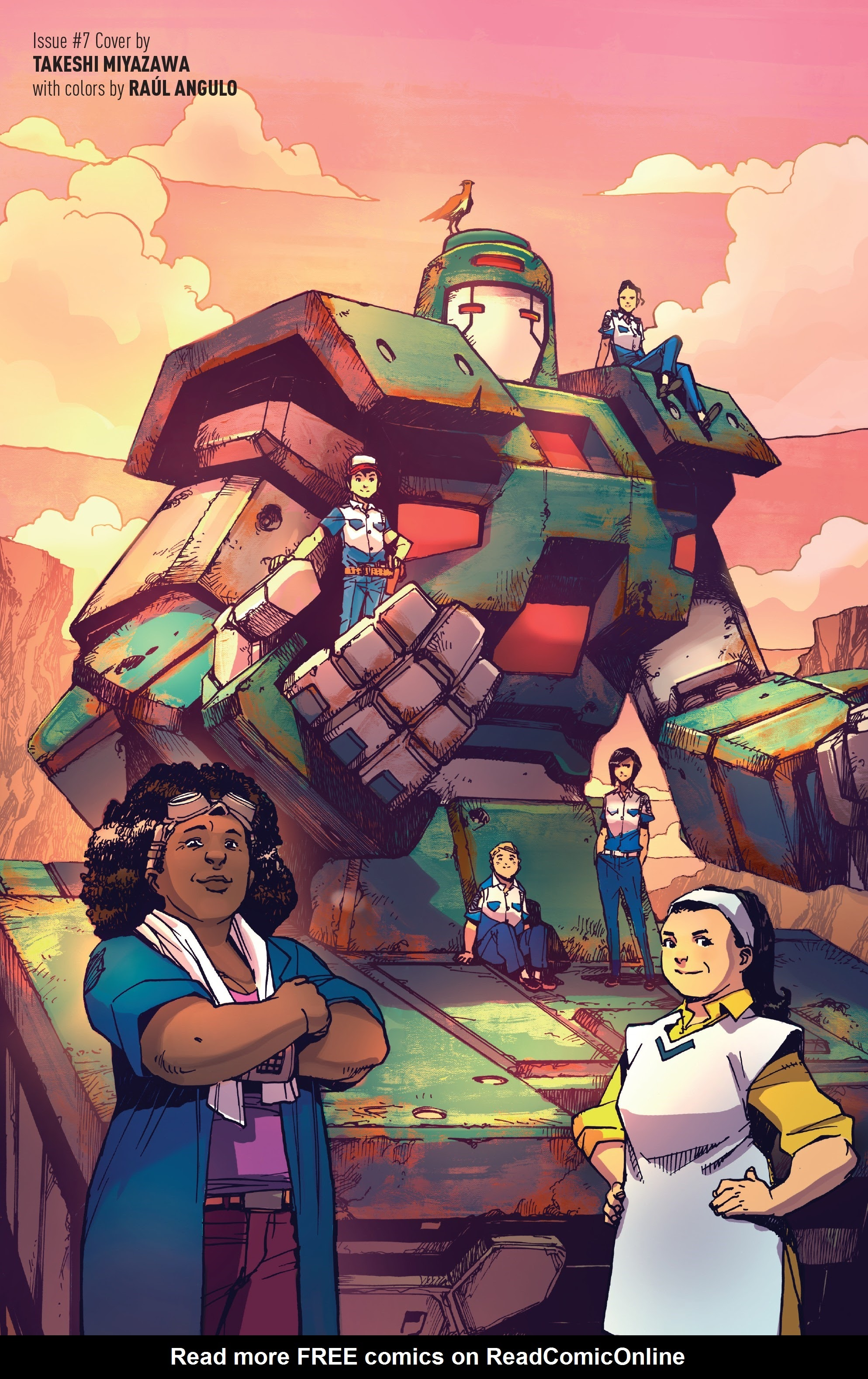 Mech Cadet Yu #_TPB_2 #15 - English 103