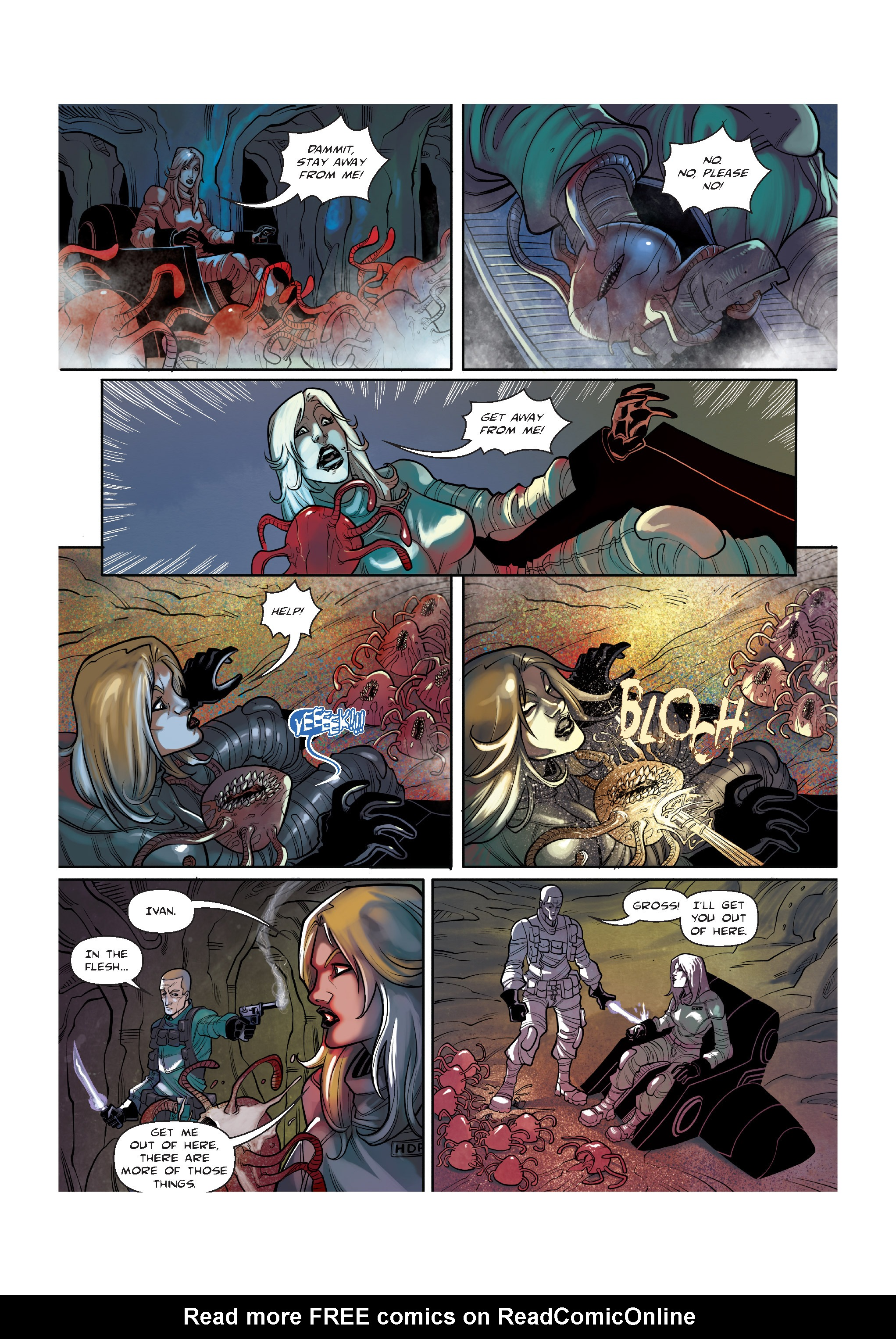 Read online The Shadow of a Terrible Thing comic -  Issue # TPB - 122