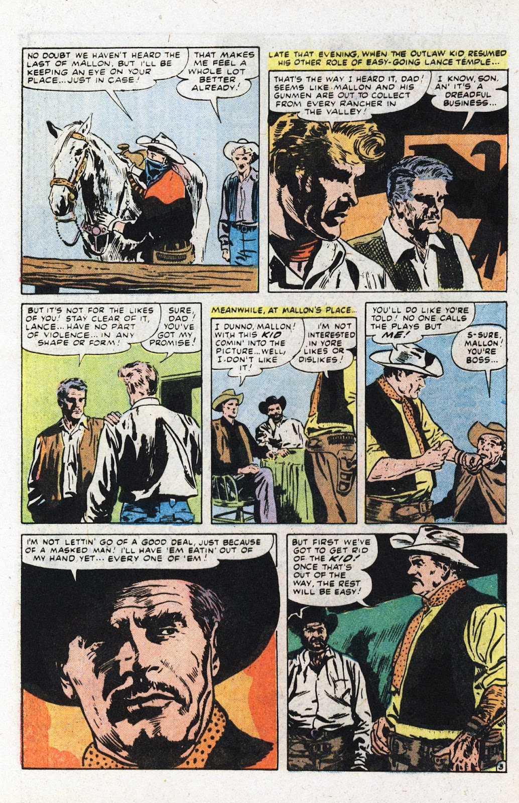 The Outlaw Kid (1970) issue 22 - Page 32
