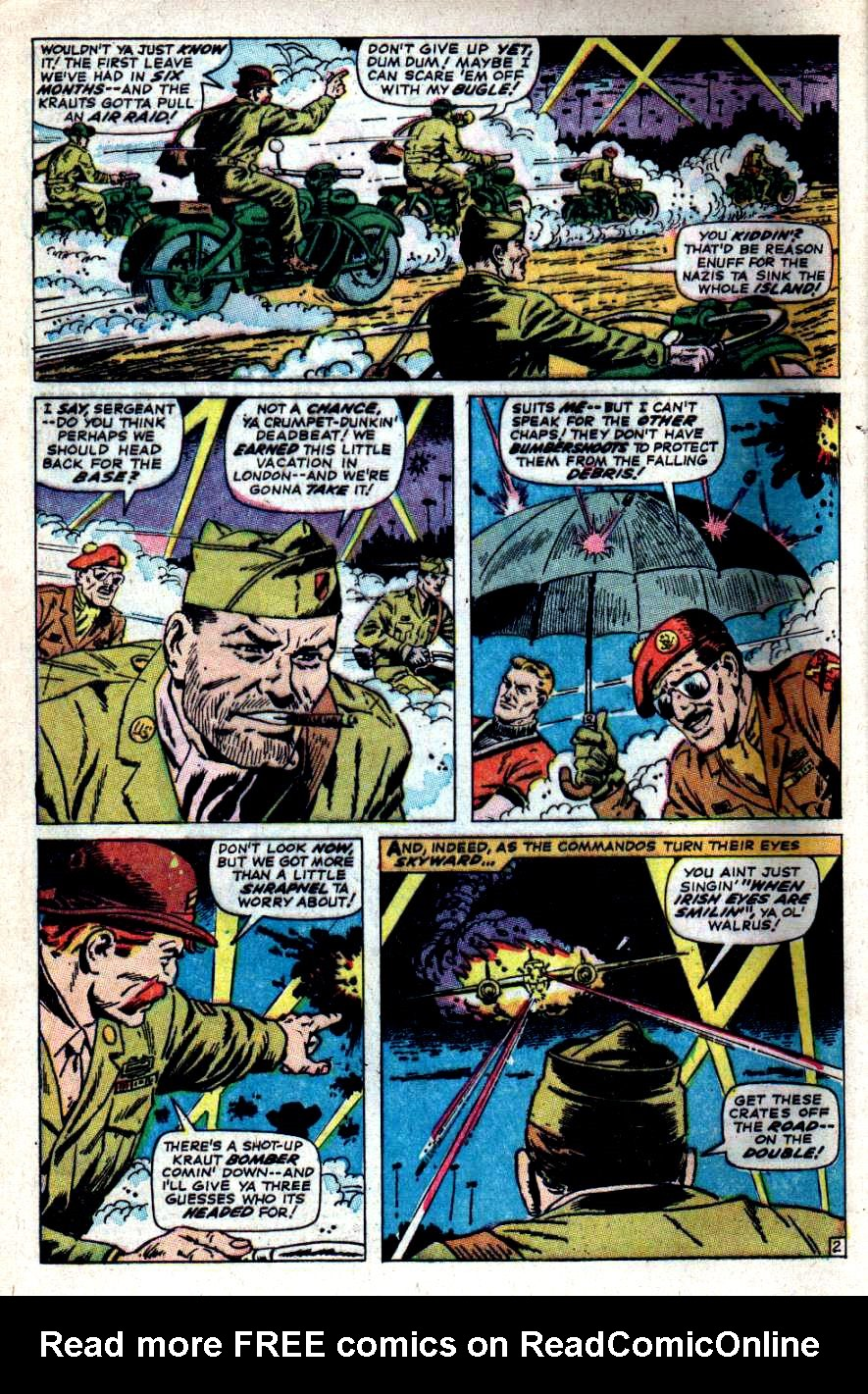 Read online Sgt. Fury comic -  Issue #47 - 4