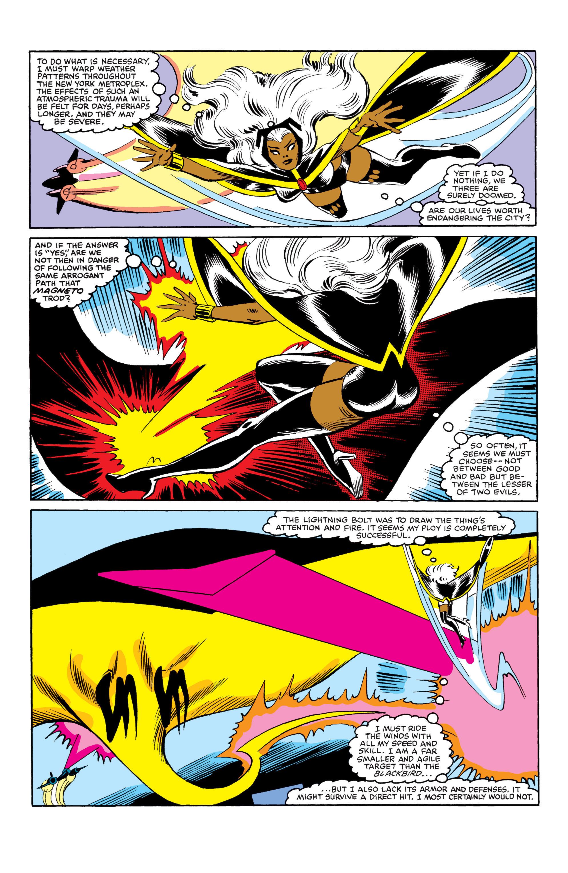 Read online Uncanny X-Men (1963) comic -  Issue #154 - 19