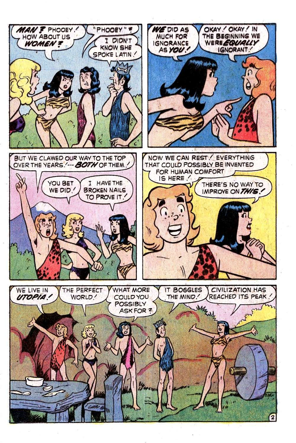 Read online Archie (1960) comic -  Issue #245 - 21
