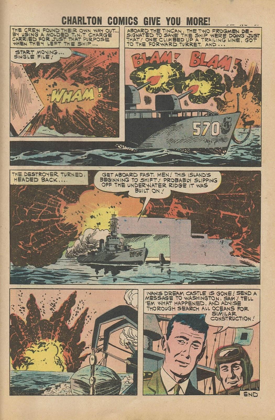 Read online Fightin' Navy comic -  Issue #98 - 33