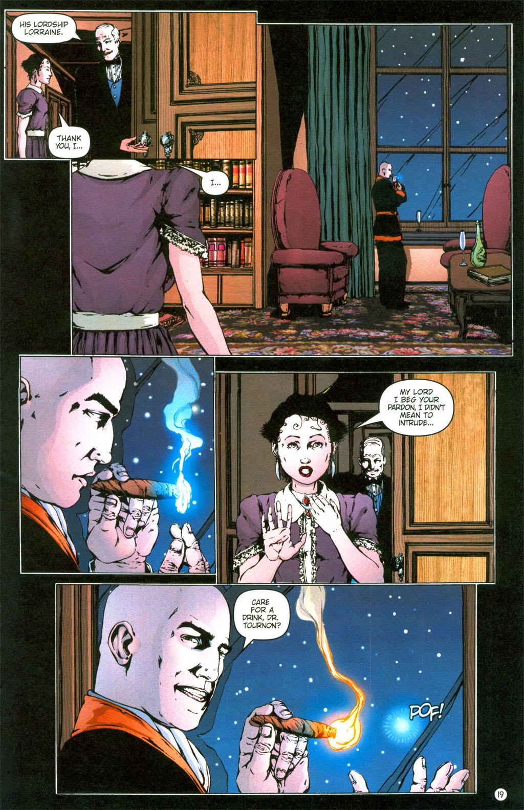 Read online Rex Mundi comic -  Issue #6 - 22