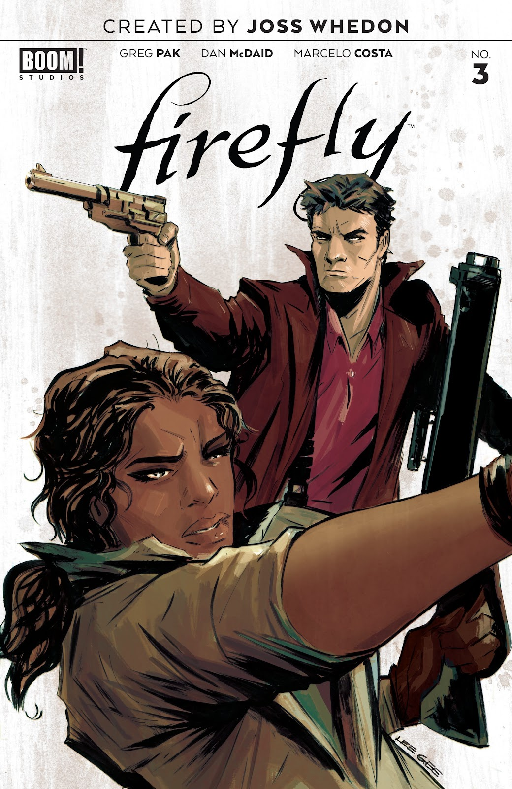Firefly 3 Page 1