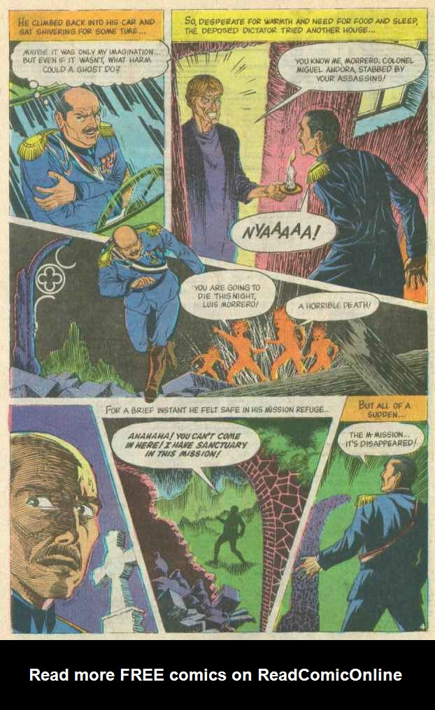Read online Beyond the Grave (1983) comic -  Issue #10 - 22