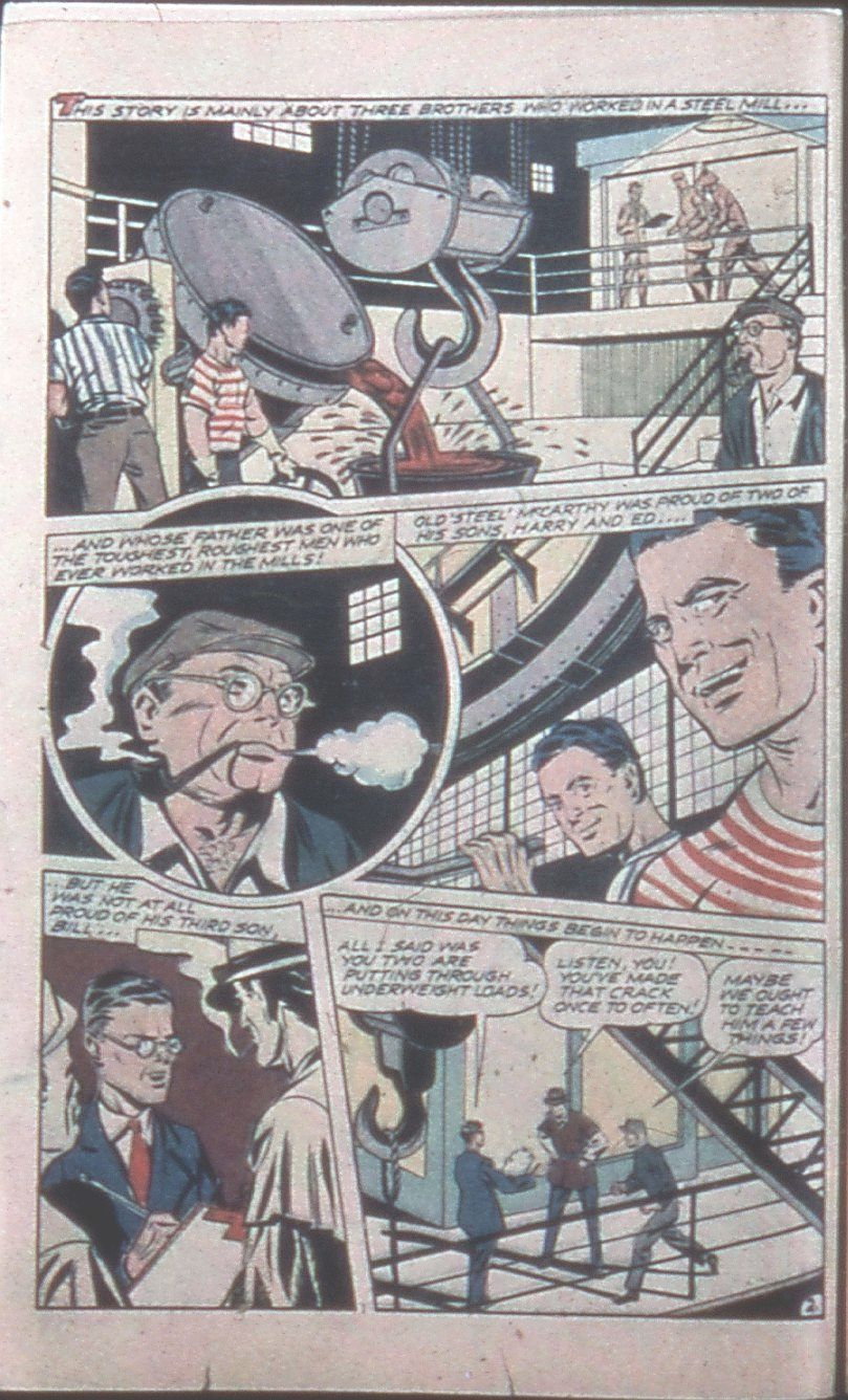 Marvel Mystery Comics (1939) issue 63 - Page 5