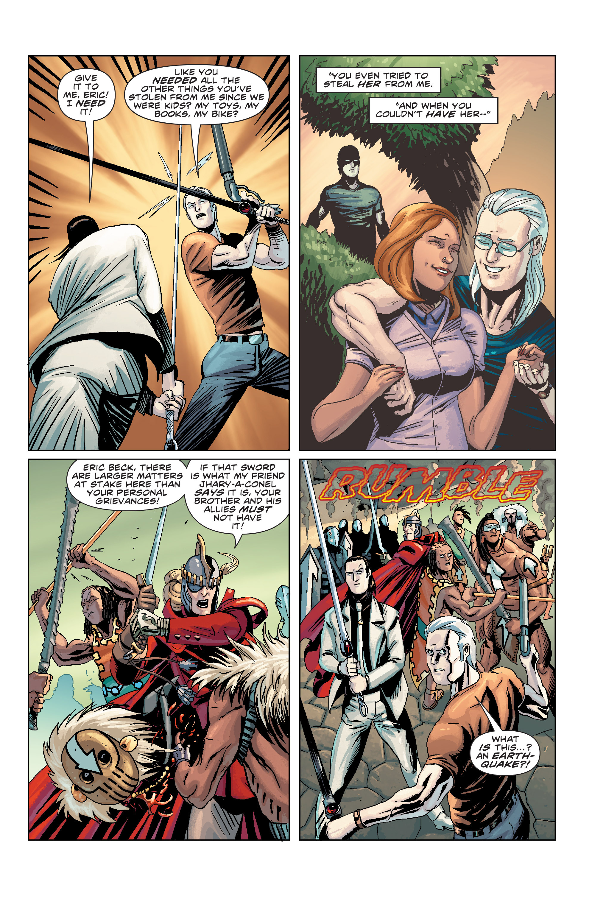 Read online Elric: The Balance Lost comic -  Issue # TPB 2 - 11