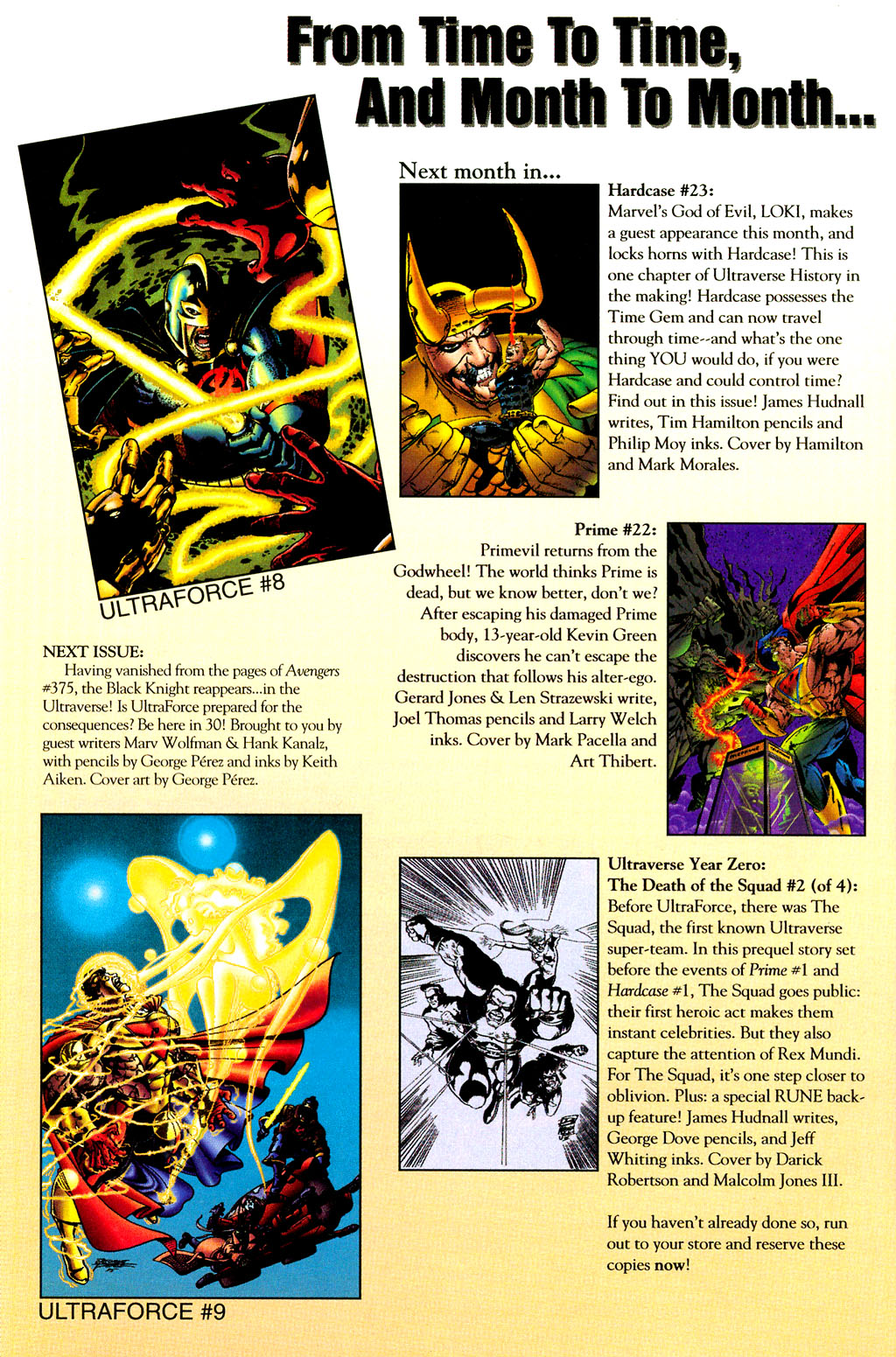 Read online UltraForce (1994) comic -  Issue #7 - 25