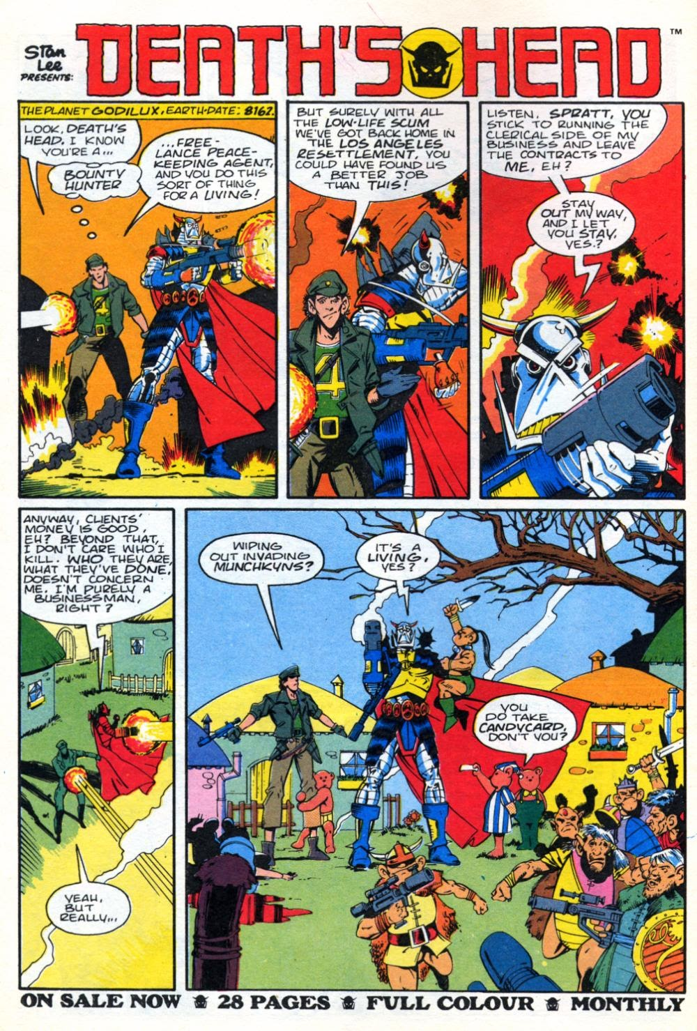 G.I. Joe European Missions issue 10 - Page 8