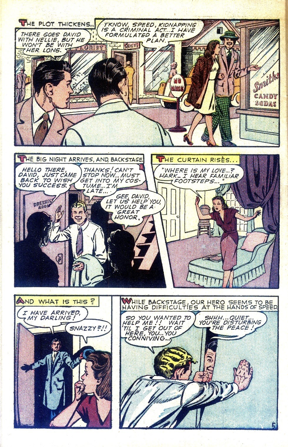 Read online Nellie The Nurse (1945) comic -  Issue #2 - 46