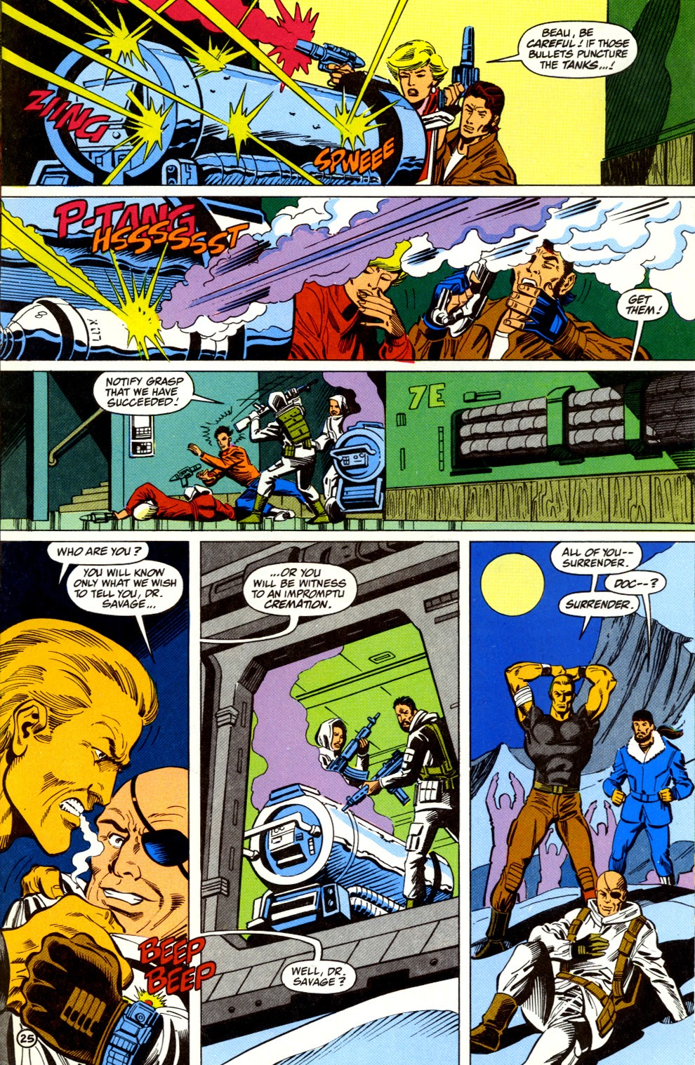 Doc Savage (1988) issue 11 - Page 27