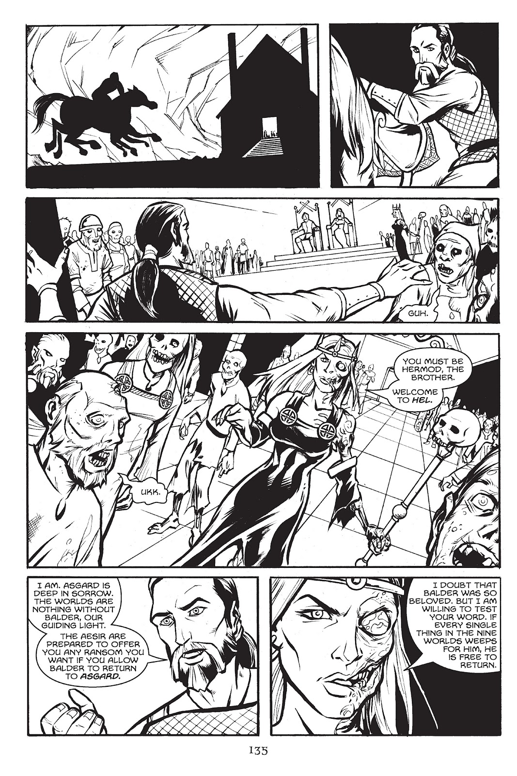 Read online Gods of Asgard comic -  Issue # TPB (Part 2) - 37