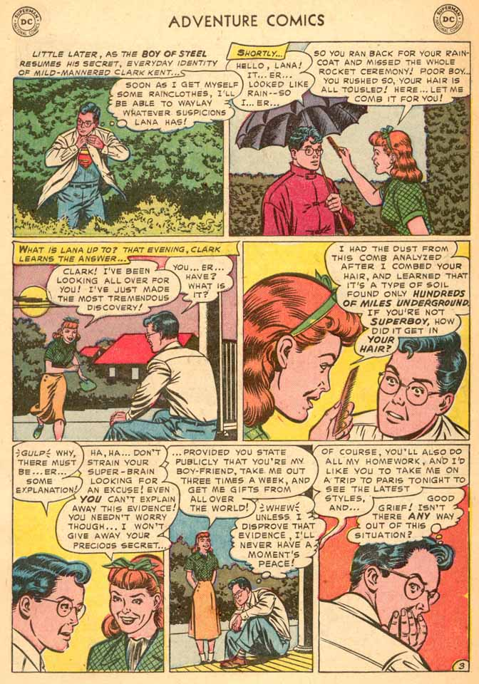 Read online Adventure Comics (1938) comic -  Issue #187 - 5