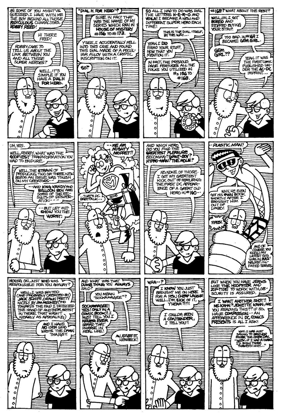 Read online The Nearly Complete Essential Hembeck Archives Omnibus comic -  Issue # TPB (Part 1) - 96