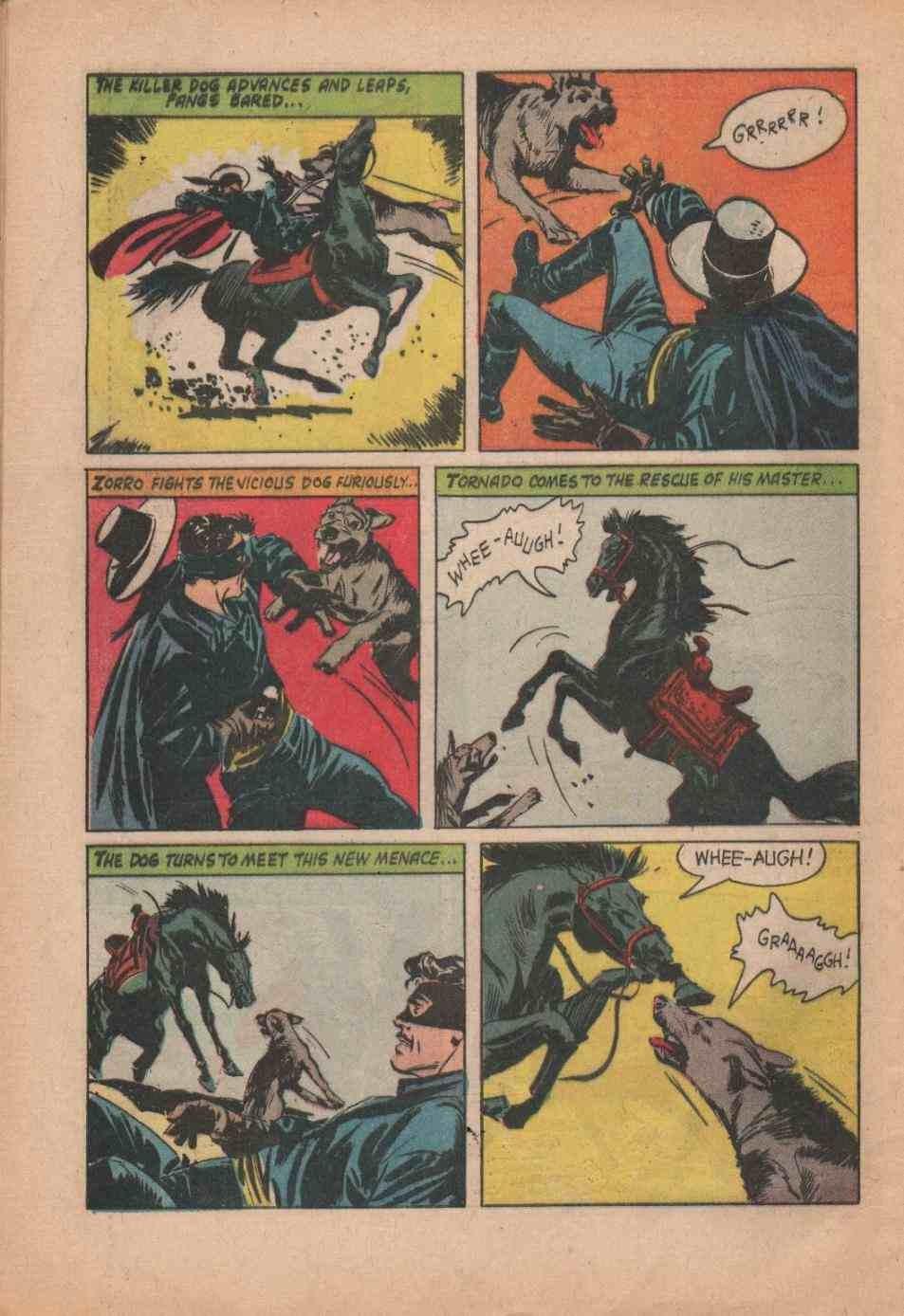 Zorro (1966) issue 6 - Page 32