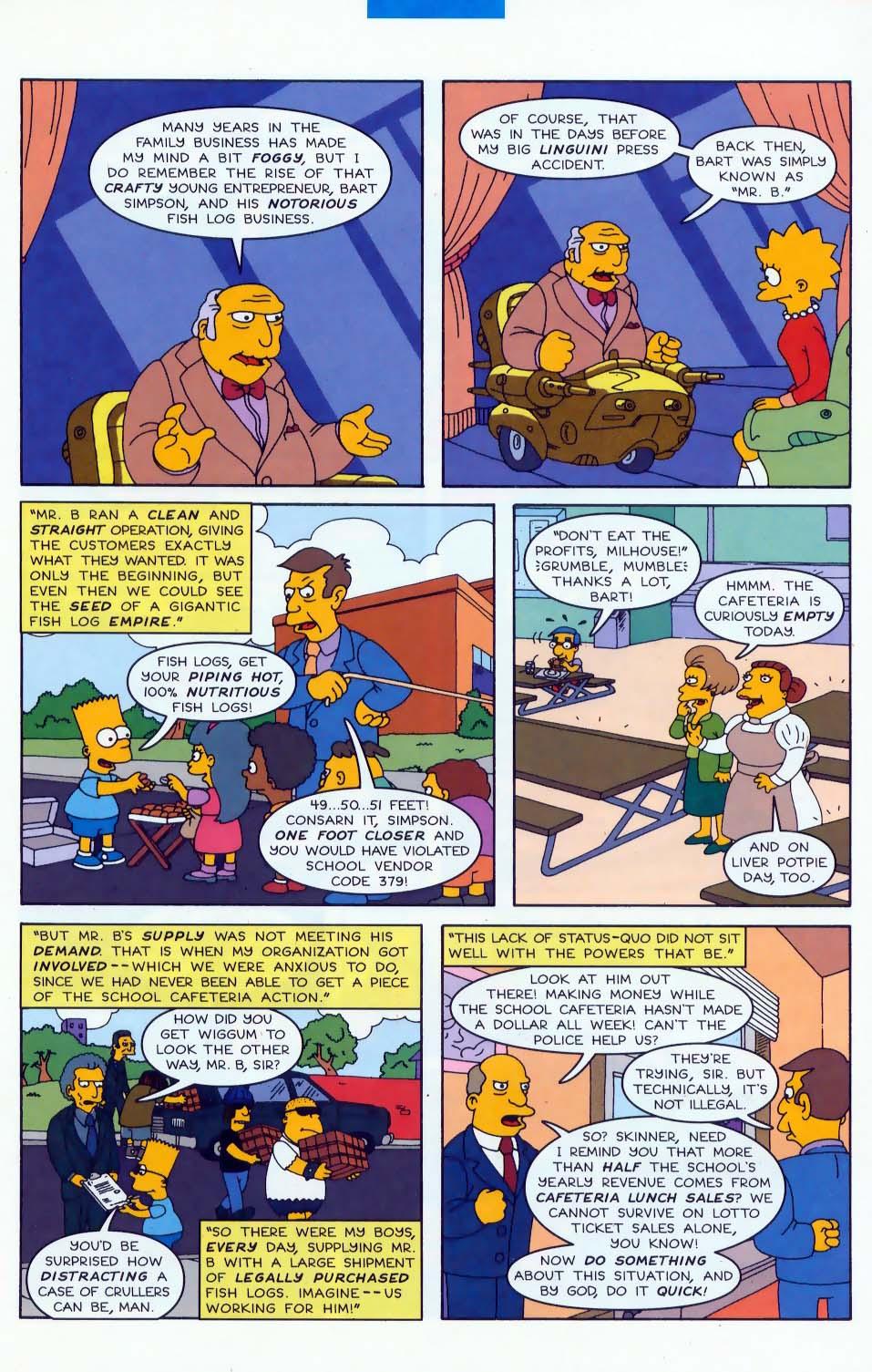 Read online Simpsons Comics comic -  Issue #47 - 12
