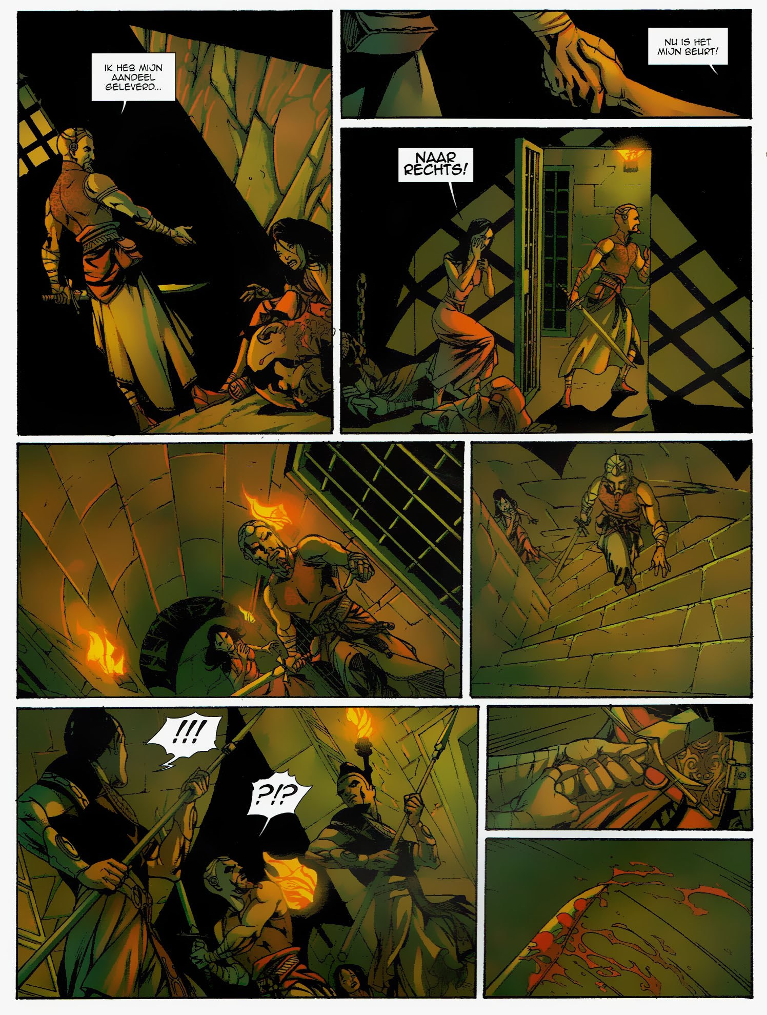 Read online Assassin's Creed (2009) comic -  Issue #6 - 13