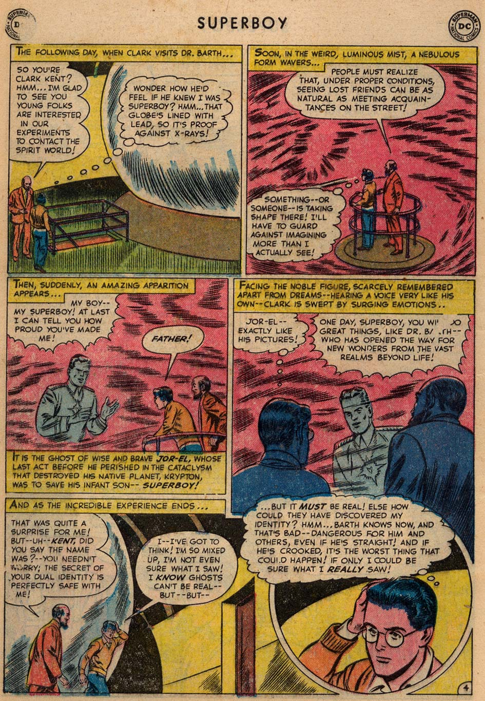 Superboy (1949) issue 20 - Page 5