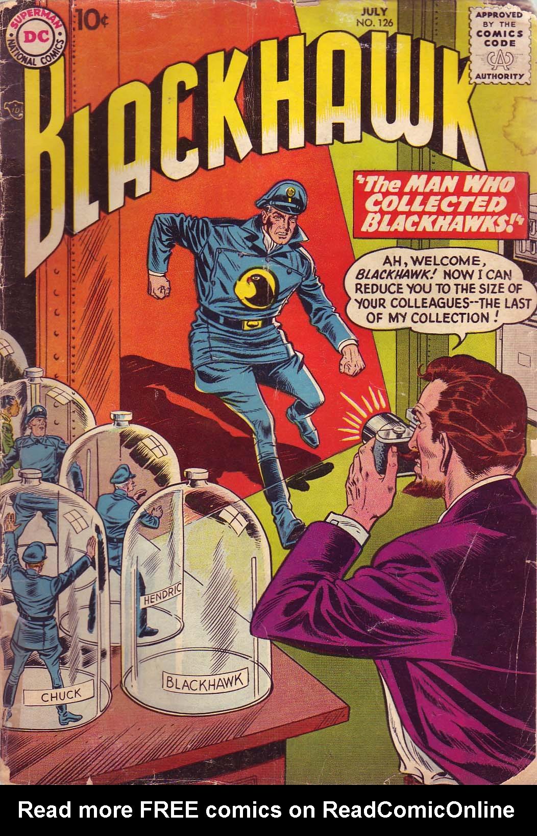 Blackhawk (1957) 126 Page 1