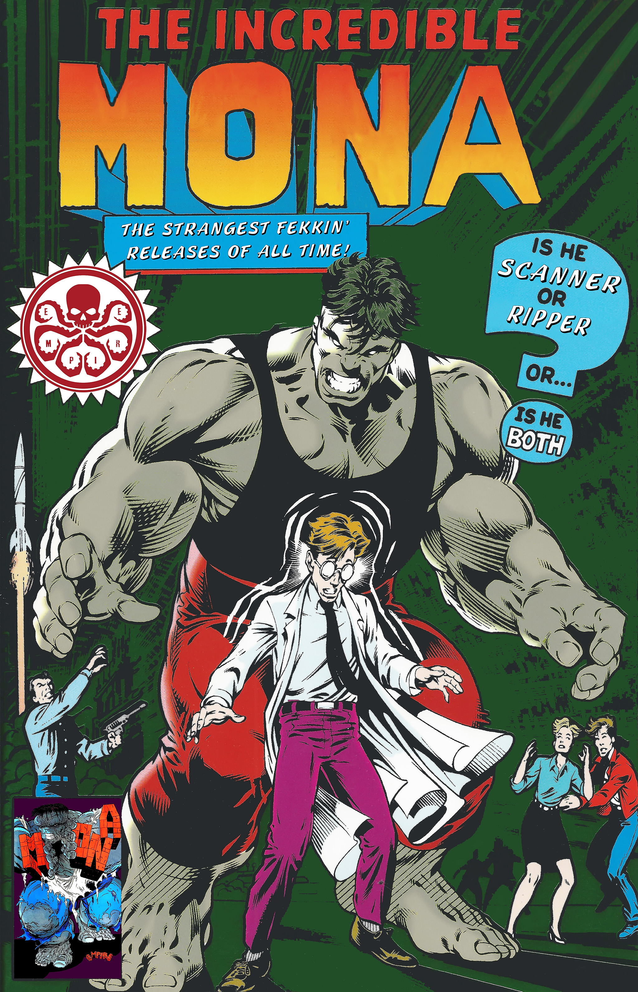 Read online Silver comic -  Issue #4 - 36