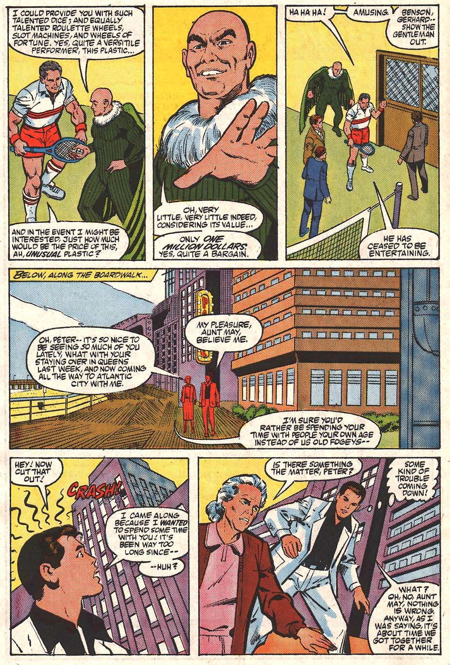 Web of Spider-Man (1985) Issue #24 #34 - English 7