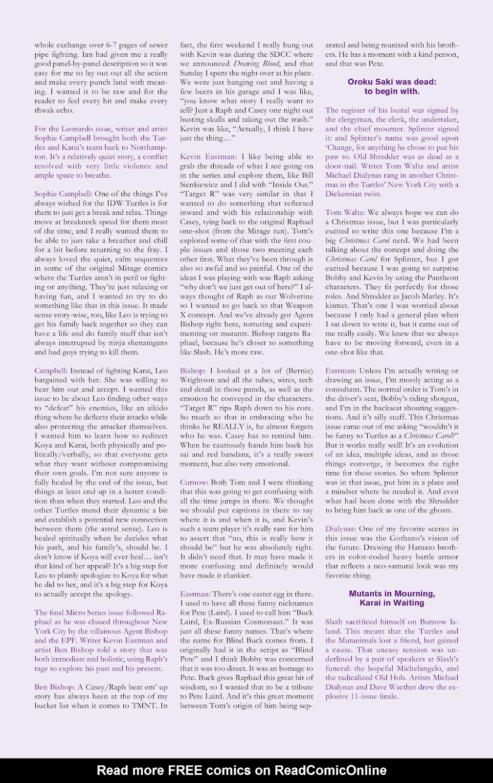 Read online Teenage Mutant Ninja Turtles (2011) comic -  Issue #101 - 24