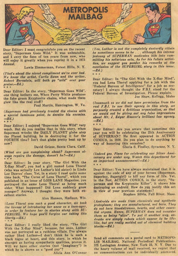 Read online Action Comics (1938) comic -  Issue #298 - 16